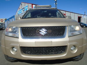 2006 Suzuki Vitara LUXURY SPORT-4X4-LEATHER-SUNROOF-REMOTE START