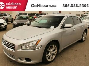 2013 Nissan Maxima SV, Alloy Wheels, Power Options, Sunroof, Lea