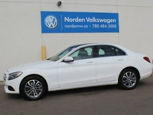 2015 Mercedes-Benz C-Class C300 - NAV / HEATED LEATHER / SUNROOF