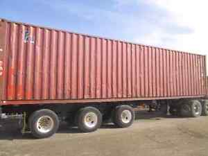 NEW & USED SHIPPING / STORAGE Sea Containers ~ Blowout Prices!! Edmonton Edmonton Area image 3