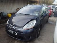 2007 CITROEN C4 GRAND PICASSO EXCL 2.0 HDI DIESEL