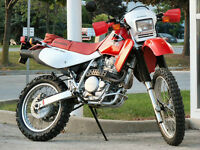 2008 HONDA XR650L MINT CONDITION NEW TIRES SALE SALE SALE