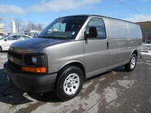 2010 CHEVROLET Express 1500  ALL WHEEL DRIVE Cargo 5.3L V8