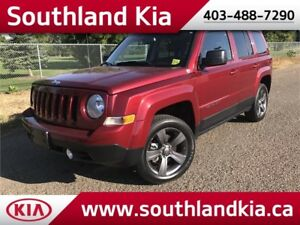 **REDUCED!!** 2016 Jeep Patriot High Altitude 4x4 **LEATHER!!**
