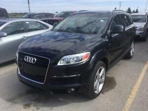 2007 Audi Q7 Premium S-Line Push Start! Back up Cam! 7-Passenger