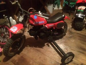Suzuki JR-50 Kids Dirt Bike