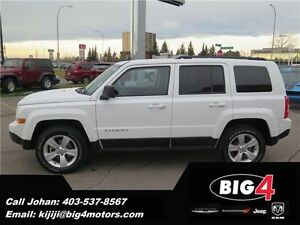 2014 Jeep Patriot North All Season, 4x4, Heated Seats, BT