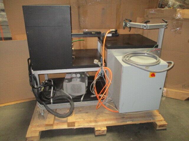 DPSS 3530 UV Marking Laser System Tool, Class I Benchtop, Scribing, 3510, 101023