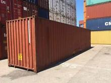 USED - 40ft High Cube Shipping Container - in SYDNEY Mascot Rockdale Area Preview