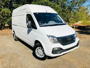 2018 LDV V80 K1 MY17 LWB High White 6 Speed Automated Manual Van Kenwick Gosnells Area Preview