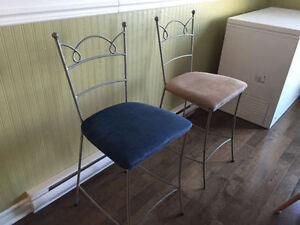 chaise pour Îlot de cuisine | acheter et vendre dans québec ... - Chaise Pour Ilot De Cuisine