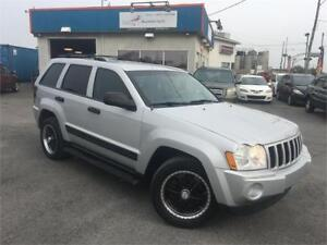 JEEP GRAND CHEROKEE LAREDO 2005 4X4 CUIR / MAGS / IMPECCABLE
