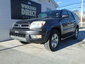 2003 Toyota 4Runner SUV LIMITED 4X4 4.0 L