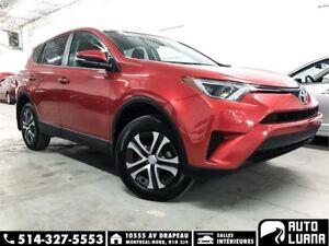 2016 Toyota RAV4 LE/DEMARREUR/BLTTH/COMME NEUF ***29000km***