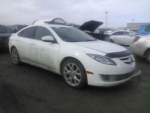Parting out 2009 -2011 Mazda 6I lots of parts