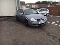 Vectra 1.8, great condition long MOT, Trade-In to Clear