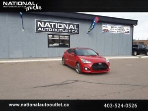 2014 Hyundai Veloster Turbo - HEATED STEERING WHEEL - HEATED LEATHER- PA