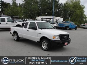2010 FORD RANGER XL EXT CAB 2.3L 4 CYLINDER