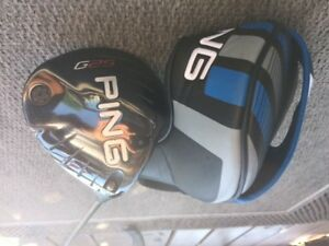 Ping G25  9.5 *Adjustable  Driver with Regular flex shaft.