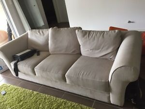 Couch - quick sale due moving Airds Campbelltown Area Preview