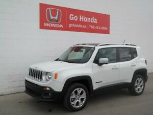 2017 Jeep Renegade LIMITED, LEATHER