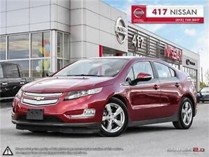 2014 Chevrolet Volt LOADED // LEATHER // ECONOMICAL //