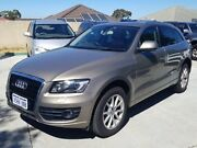 2010 Audi Q5 8R MY11 TDI S tronic quattro Gold 7 Speed Sports Automatic Dual Clutch Wagon St James Victoria Park Area Preview
