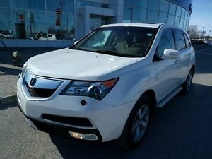 2013 Acura MDX Navigation Leather Seats Sunroof