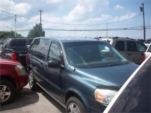 2006 Chevrolet Uplander LS RUNS AND DRIVES AS-TRADED AS-IS DEAL
