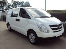 2013 Hyundai iLOAD TQ2-V MY13 White 5 Speed Automatic Van Acacia Ridge Brisbane South West Preview