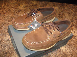 ROCKPORT WORKS MENS SHOES SIZE 9 Kitchener / Waterloo Kitchener Area image 3