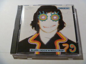 2CD-BLUES-ROCK-N-ROLL-POP-347-CARLIN-RARE-LIBRARY-SOUNDS-MUSIC-CD