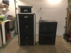 Peavey Max Multi-Access Amplification Système