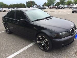 320i BMW (safety* and etested)