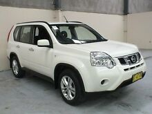 2012 Nissan X-Trail T31 MY11 ST (4x4) White 6 Speed CVT Auto Sequential Wagon Gateshead Lake Macquarie Area Preview