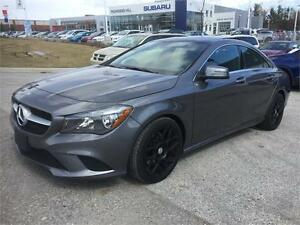2016 MercedesBenz CLA CLA250 LEATHER SUNROOF - NAVI BACKUP CAM