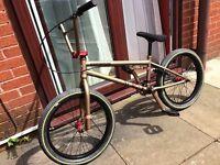Custom Mongoose Bmx Bike