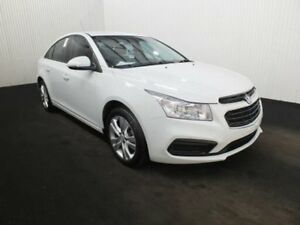 2016 Holden Cruze JH MY15 Equipe Heron White 6 Speed Automatic Sedan Salisbury Plain Salisbury Area Preview