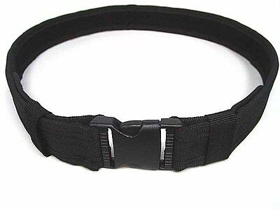 Police - Fire - Emt - Nylon Tactical Duty Belt 1 12 Wide Size 3 Xl