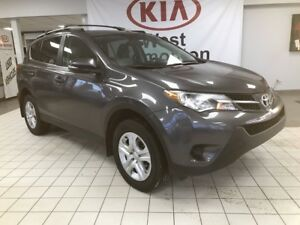 2013 Toyota RAV4 LE AWD 2.5L *BLUETOOTH/CAMERA/CRUISE*