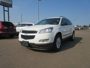 2012 Chevrolet Traverse LS. Text 780-205-4934 for more informati