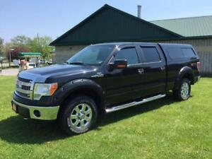 2014 Ford F-150 $35995 super low kms