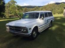 1968 Chevrolet GMC Suburban Tamborine Ipswich South Preview