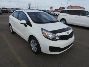 2013 Kia Rio LX 6 SPEED SEDAN Accident Free,  Accident Free,