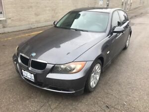2007bmw 328 I Loaded,ready for safety ,etested, serviced @budd's