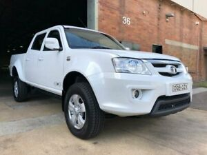2017 Tata Xenon MY17 White Sports Automatic Utility Mayfield West Newcastle Area Preview