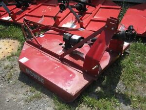 Howse 5' Rotary Mower