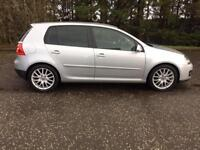 2008 08 VOLKSWAGEN GOLF 2.0 GT TDI 5DR LEATHER 138 BHP DIESEL