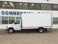 BRAND NEW FORD E-350  15' CUBE VAN - REDUCED TO CLEAR