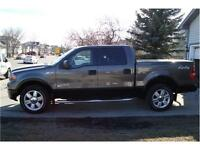 2008 FORD F-150 XLT SUPERCREW 60TH ANNIVERSARY 53 KMS $26,500.